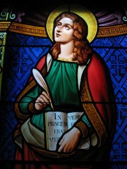 FaithND - St  John the Evangelist